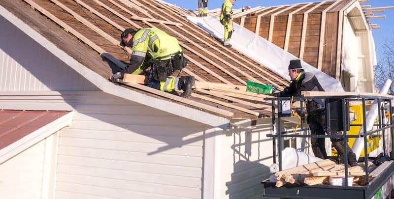 Ammattitaitoista palvelua kaikissa kattotöissä